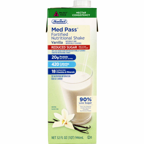Med Pass Reduced Sugar Oral Supplement Hormel Food Sales