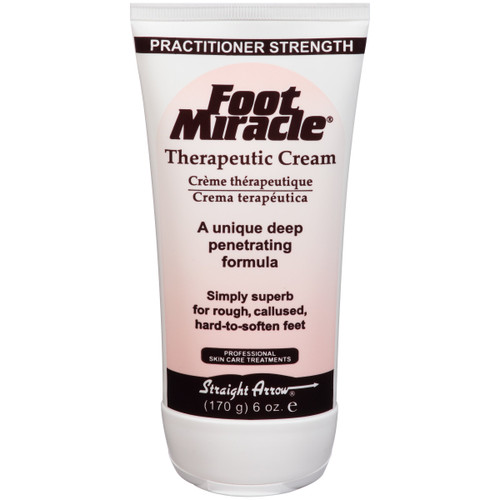 Foot Miracle Foot Moisturizer Straight Arrow Products 743776