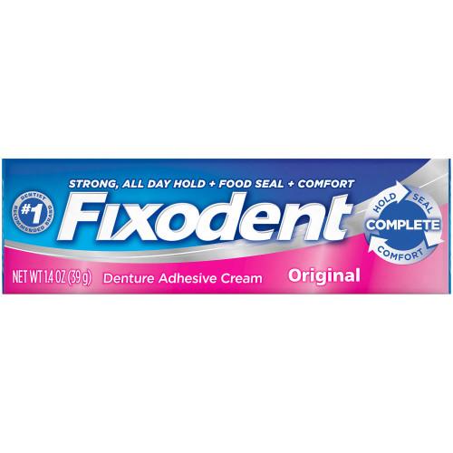 Fixodent Original Denture Adhesive Procter & Gamble 76660300378