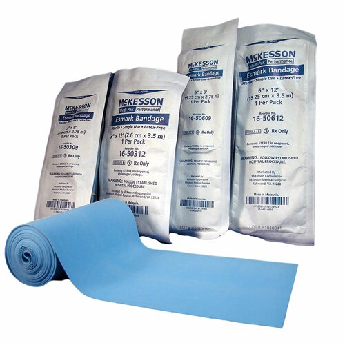 McKesson Esmark Compression Bandage McKesson Brand 16-50409