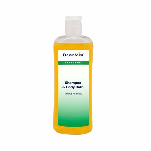 DawnMist Shampoo and Body Wash Donovan Industries MS08