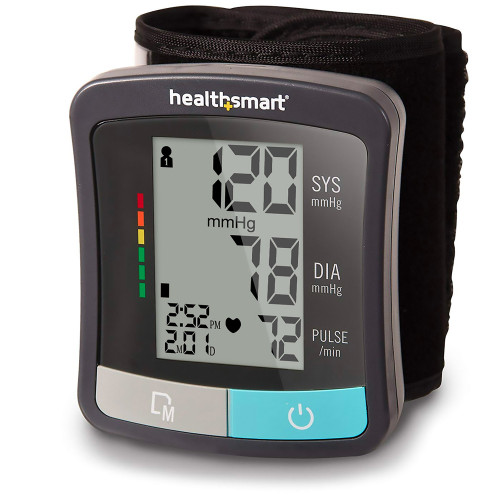 Mabis Digital Blood Pressure Wrist Unit Mabis Healthcare 04-810-001