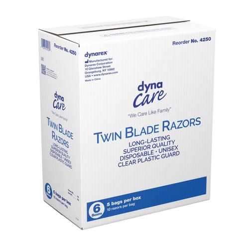 dyna Care Razor Dynarex 4250