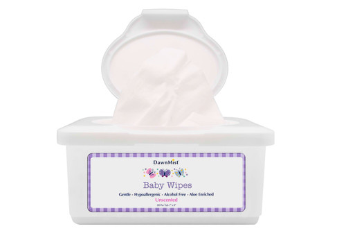 Dawn Mist Baby Wipe Donovan Industries BWU4340