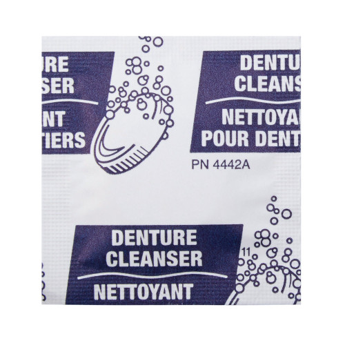McKesson Denture Cleaner McKesson Brand 16-DEN-1