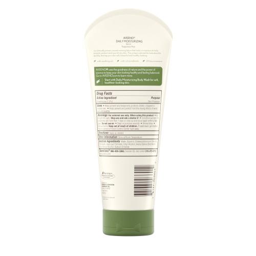 Aveeno Active Naturals Hand and Body Moisturizer Johnson & Johnson Consumer 381371165322