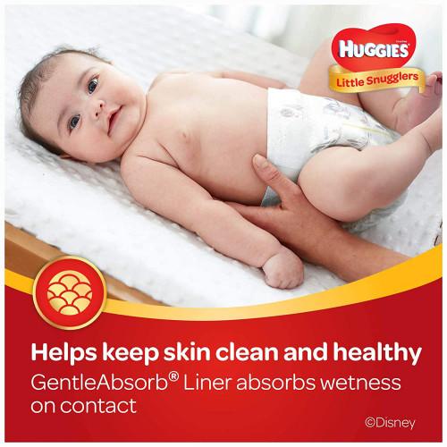Huggies Little Snugglers Diaper Kimberly Clark 49695