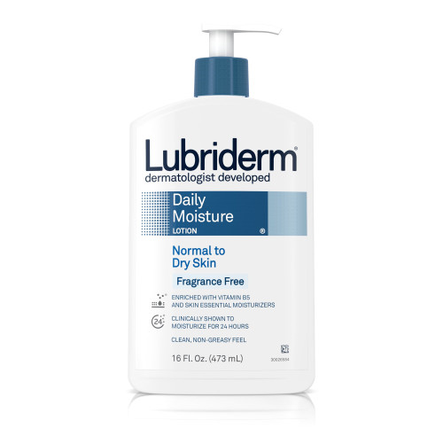 Lubriderm Hand and Body Moisturizer Johnson & Johnson Consumer 52800483231