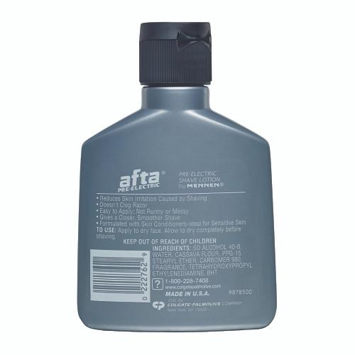 Afta Pre-Electric Pre-Shave Colgate 27656