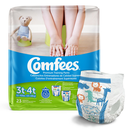 Comfees Training Pants Attends Healthcare Products 41545