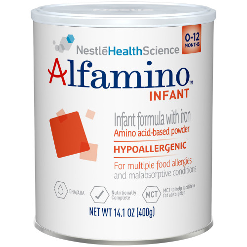 Alfamino Amino Acid Based Infant Formula with Iron Nestle Healthcare Nutrition 7613034788221