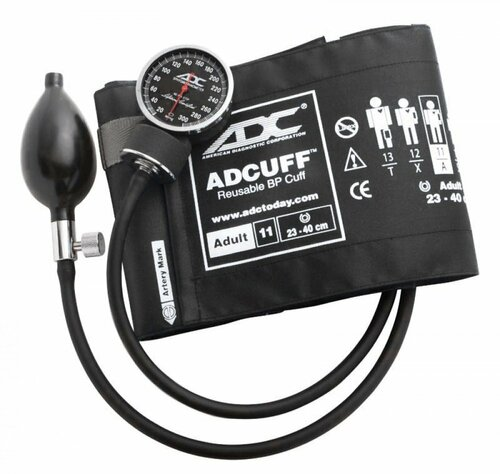 Diagnostix Aneroid Sphygmomanometer with Cuff American Diagnostic Corp