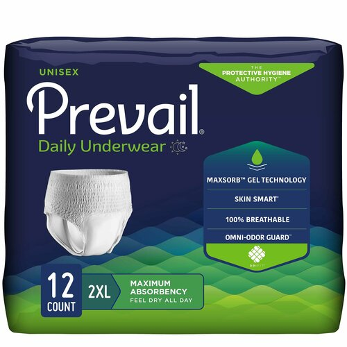 Prevail Daily Absorbent Underwear First Quality PV-517