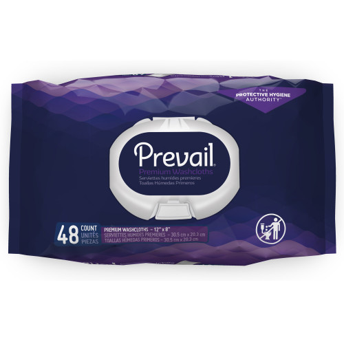 Prevail Personal Wipe First Quality WW-910