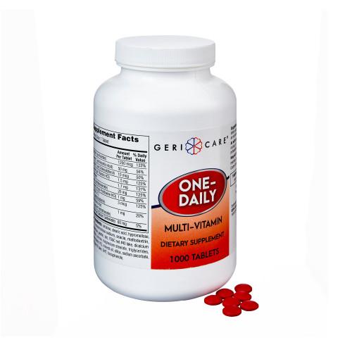 Geri-Care Multivitamin Supplement McKesson Brand 501-10-GCP