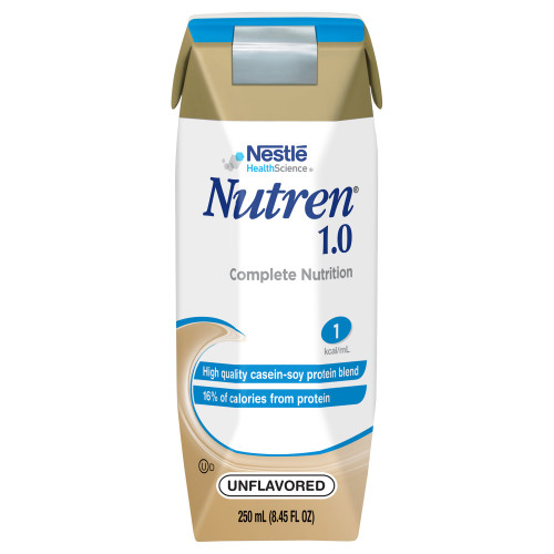 Nutren 1.0 Tube Feeding Formula Nestle Healthcare Nutrition