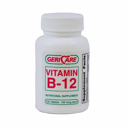 Geri-Care Vitamin Supplement McKesson Brand