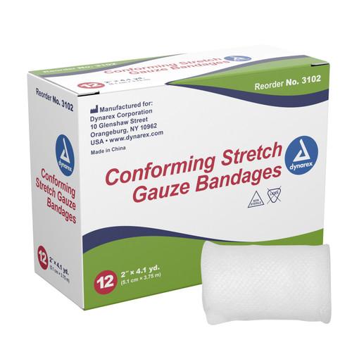 Dynarex Conforming Bandage Dynarex