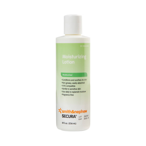 Secura Hand and Body Moisturizer Smith & Nephew 59433400