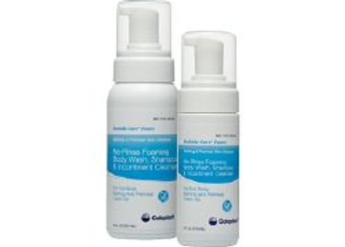 Bedside-Care Rinse-Free Shampoo and Body Wash Coloplast 67145
