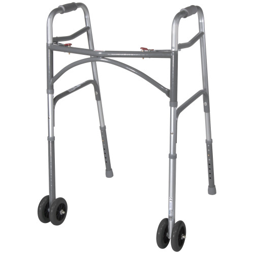 McKesson Bariatric Folding Walker McKesson Brand 146-10220-2WW