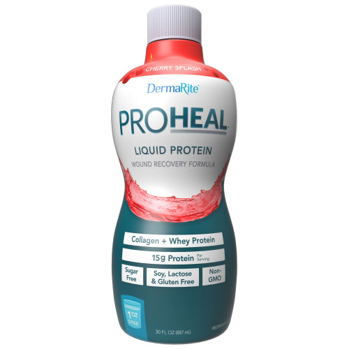ProHeal Oral Protein Supplement DermaRite Industries