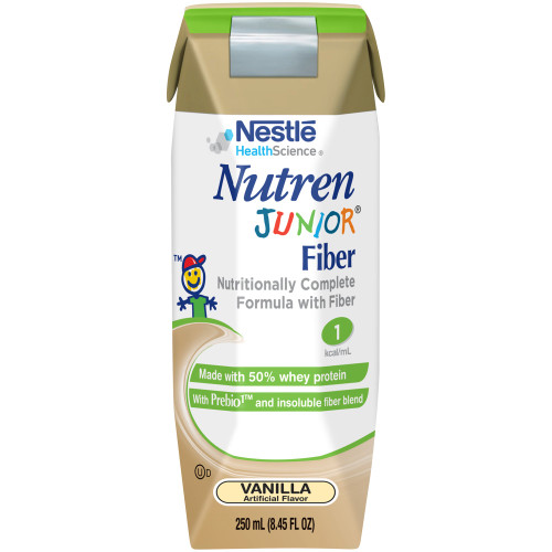 Nutren Junior Pediatric Oral Supplement / Tube Feeding Formula Nestle Healthcare Nutrition 9871616063