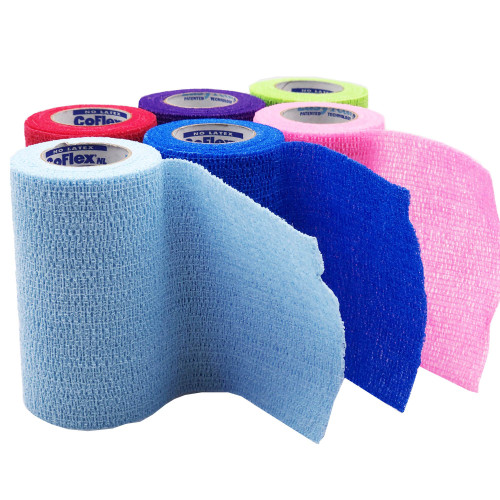 CoFlex NL Cohesive Bandage Andover Coated Products
