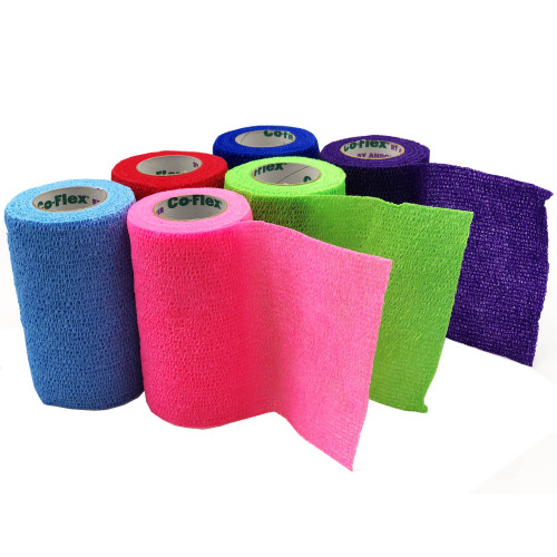 CoFlex Cohesive Bandage Andover Coated Products