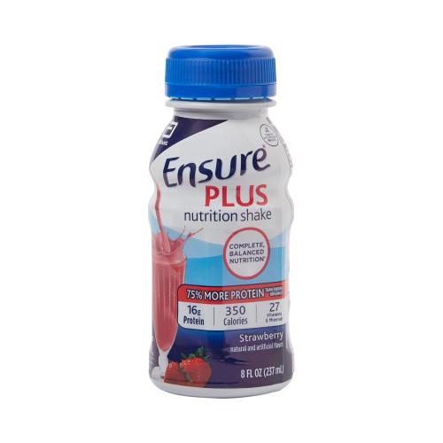 Ensure Plus Oral Supplement Abbott Nutrition