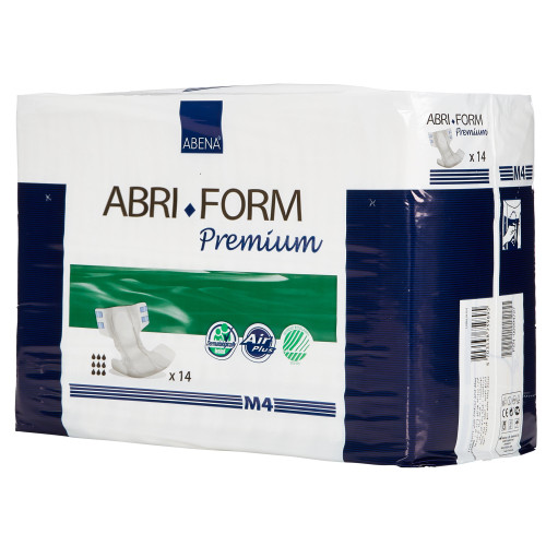 Abena Abri-Form Premium M4 Incontinence Brief Abena North America 43063