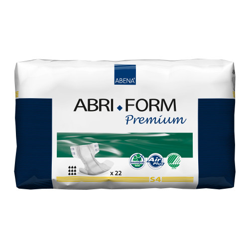 Abena Abri-Form Premium S4 Incontinence Brief Abena North America 43056