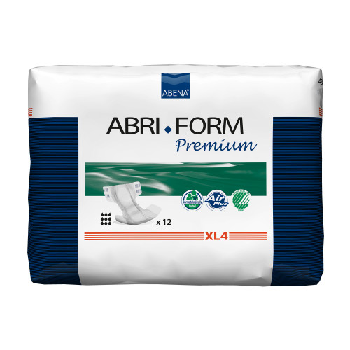 Abena Abri-Form Premium XL4 Incontinence Brief Abena North America 43071