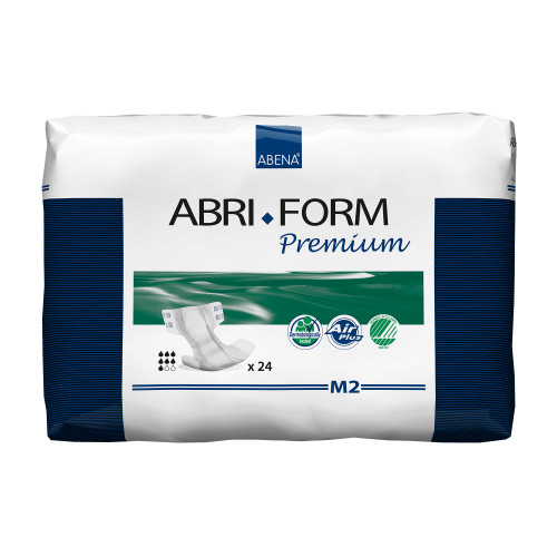 Abena Abri-Form Premium M2 Incontinence Brief Abena North America 43060