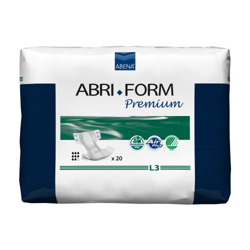 Abena Abri-Form Premium L3 Incontinence Brief Abena North America 43067