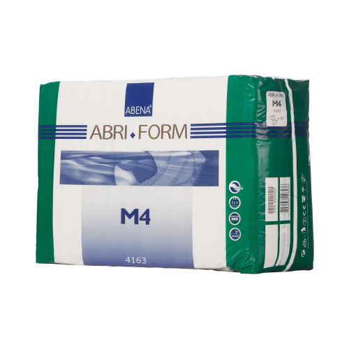 Abena Abri-Form Comfort M4 Incontinence Brief Abena North America 4163