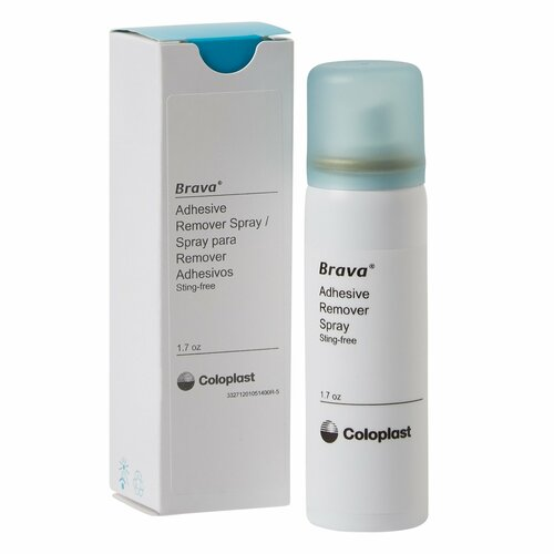Brava Adhesive Remover Coloplast 120105