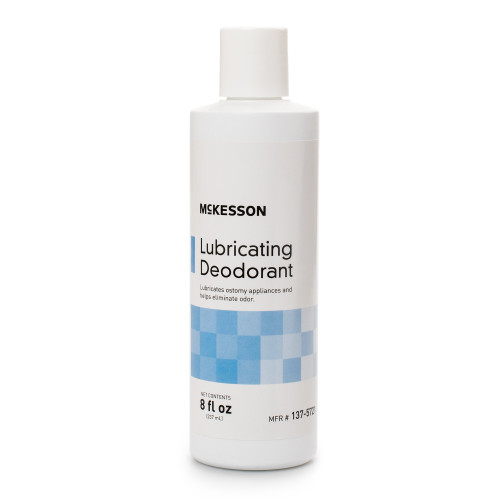 McKesson Lubricating Ostomy Appliance Deodorant McKesson Brand 137-5721