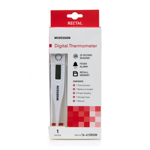 McKesson Digital Stick Thermometer McKesson Brand