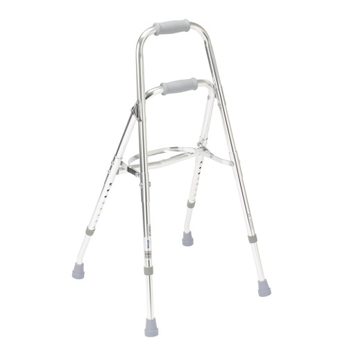 drive Hemi Side Step Folding Walker Drive Medical 10240-1