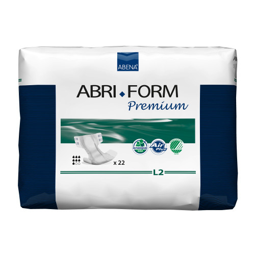 Abena Abri-Form Premium L2 Incontinence Brief Abena North America 43065