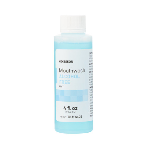 McKesson Mouthwash McKesson Brand 150-MW4OZ