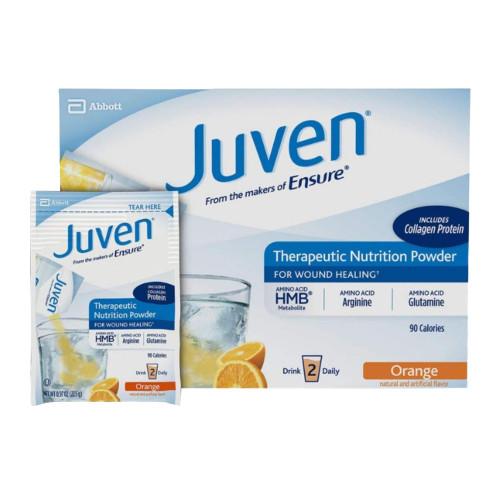 Juven Arginine / Glutamine Supplement Abbott Nutrition