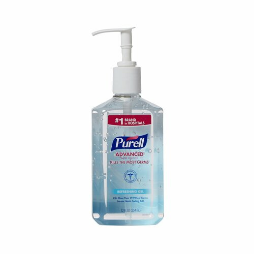 Purell Advanced Hand Sanitizer GOJO 3659-12