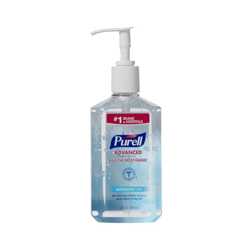 Purell Advanced Hand Sanitizer GOJO 3659-12