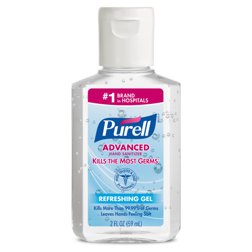 Purell Advanced Hand Sanitizer GOJO 9605-24