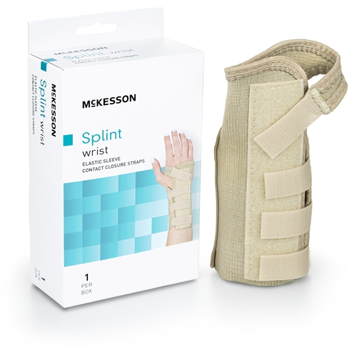 McKesson Wrist Splint McKesson Brand 155-79-87082