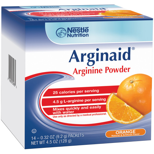 Arginaid Arginine Supplement Nestle Healthcare Nutrition
