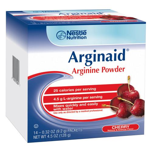 Arginaid Arginine Supplement Nestle Healthcare Nutrition