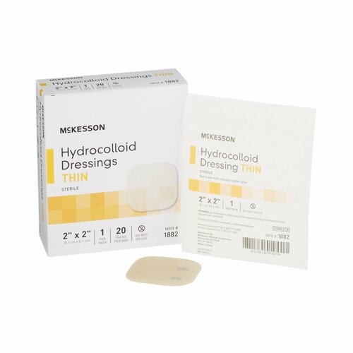 McKesson Hydrocolloid Dressing McKesson Brand